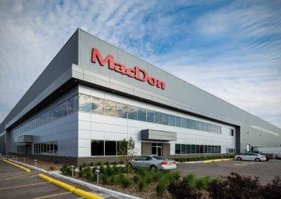 MacDon Building Expansion