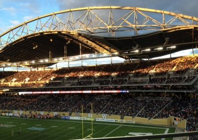 Investors Group Field – Concessions